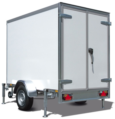 mobile fridge trailer